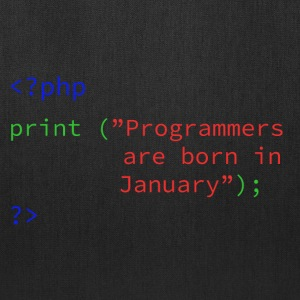 Programmers Month - Tote Bag