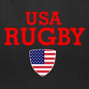 usa rugby design - Tote Bag