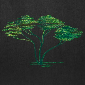 Artsy Tree - Tote Bag