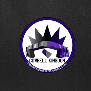 Cowbell Kingdom Logo Clothing - Tote Bag
