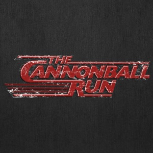 The Cannonball Run - Tote Bag