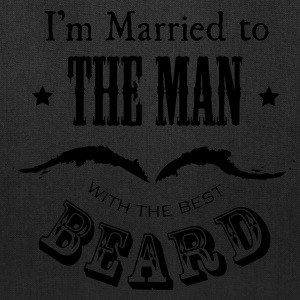 Married to the Beard - Tote Bag