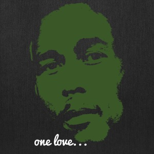 Bob Marley - One Love - Tote Bag