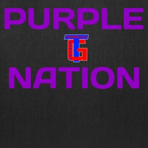 Purple Nation - Tote Bag