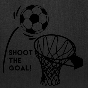 Shoot the Goal! - Tote Bag