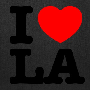 i love la Design - Tote Bag