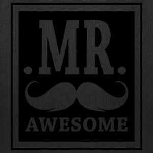 Mr-Awesome - Tote Bag
