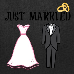 JUST MARRIED - Tote Bag