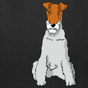 terrier - Tote Bag