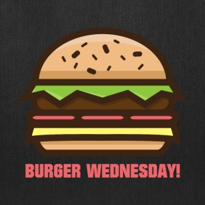 Burger Wednesday! - Tote Bag