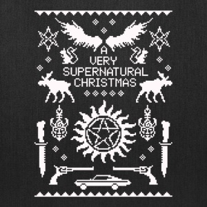 A very Supernatural - Tote Bag