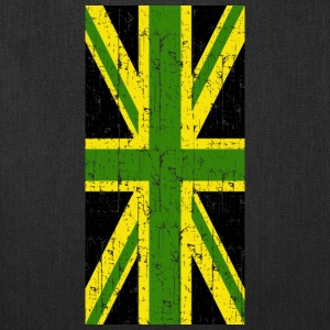 Jamaica on British design - Tote Bag