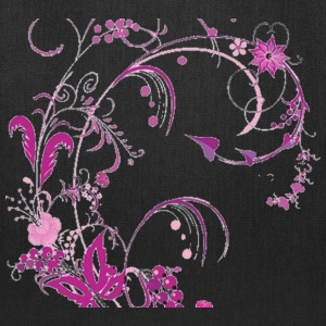 free floral vector graphic 147482 - Tote Bag