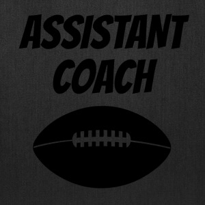 Assistant Football Coach - Tote Bag