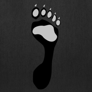 Bear Claws on Bare Feet - Tote Bag