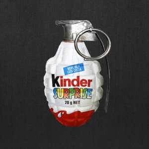 Kinder bomb - Tote Bag