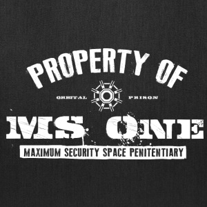 Property of MS One - Tote Bag