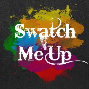 Colorful Swatch Me Up - Tote Bag