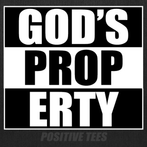 God's Property - Tote Bag