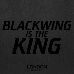 Blackwing is the King - Tote Bag