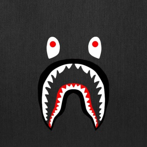 bape shark - Tote Bag