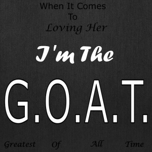 Loving GOAT (Her) - Tote Bag