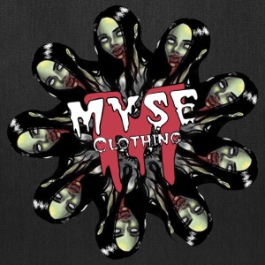 MYSE Clothing - zombie mandala - Tote Bag