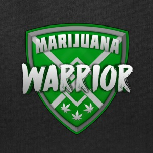 marijuanawarrior - Tote Bag