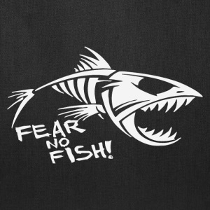 Fear No fish Bone - Tote Bag