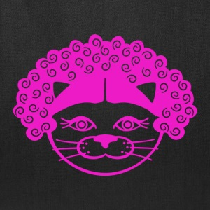 Kitty Afro - Tote Bag