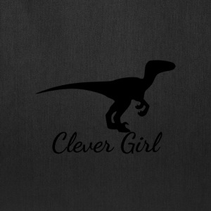 Clever Girl Tshirt - Tote Bag