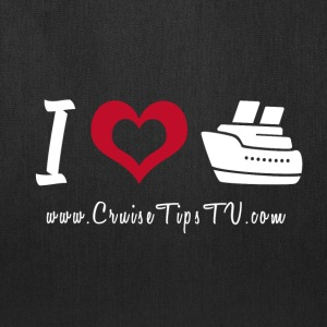 I love to cruise! - Tote Bag