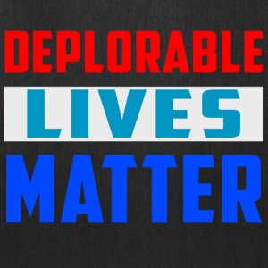 deplorables_lives - Tote Bag