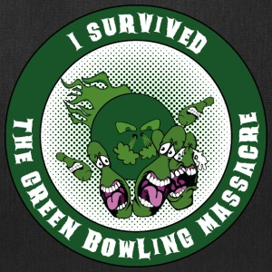 The green bowling massacre - Tote Bag