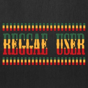Reggae user - Tote Bag