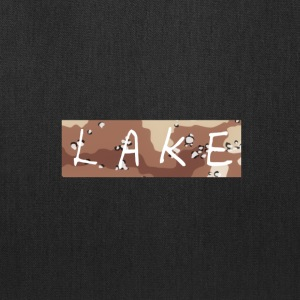 LAKE_LOGO2 - Tote Bag