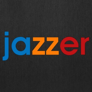 Colorful jazzer - Tote Bag