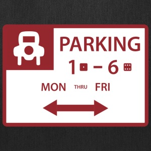 Free Parking - Tote Bag