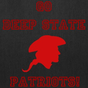 Go Deep State Patriots! - Tote Bag