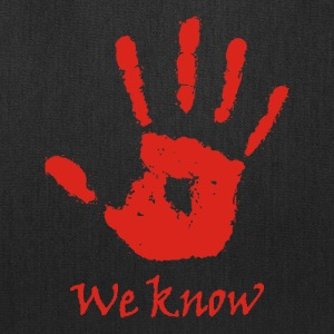 We Know - Dark brotherhood - Tote Bag