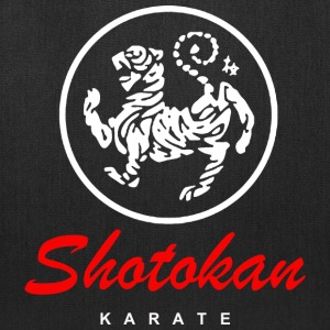 Shotokan Karate Japanese Martial Arts - Tote Bag