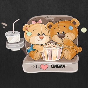 CINEMA - Tote Bag
