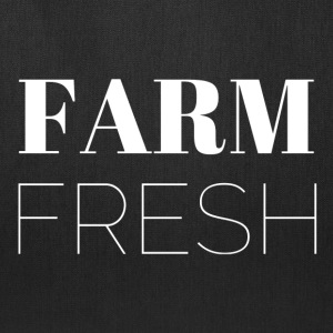Farm Fresh - Tote Bag