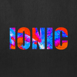 IONIC Apparel and Merch - Tote Bag