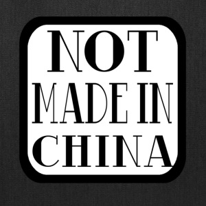Not Made In China - Tote Bag