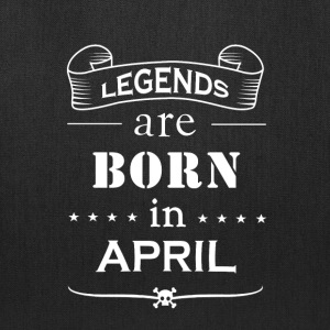 Legendary Birth Month - Tote Bag