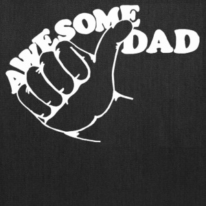 Awesome Dad Funny - Tote Bag