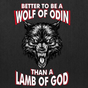 Wolf Of Odin - Tote Bag