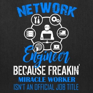 Network Engineer Shirt - Tote Bag