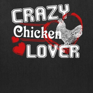 Chicken Lover T shirt - Tote Bag